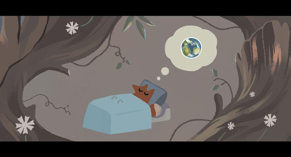 Google: doodle llama a la reflexión por el Día de la Tierra - 2