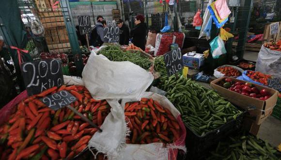 Cierre de La Parada benefició venta de alimentos en Santa Anita