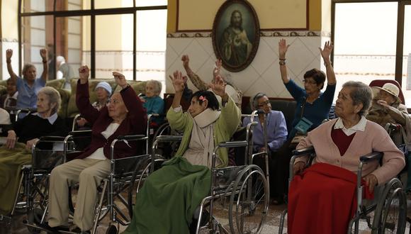 Adultos mayores forman parte del grupo más vulnerable ante la pandemia por COVID-19. (Foto: Referencial/GEC)