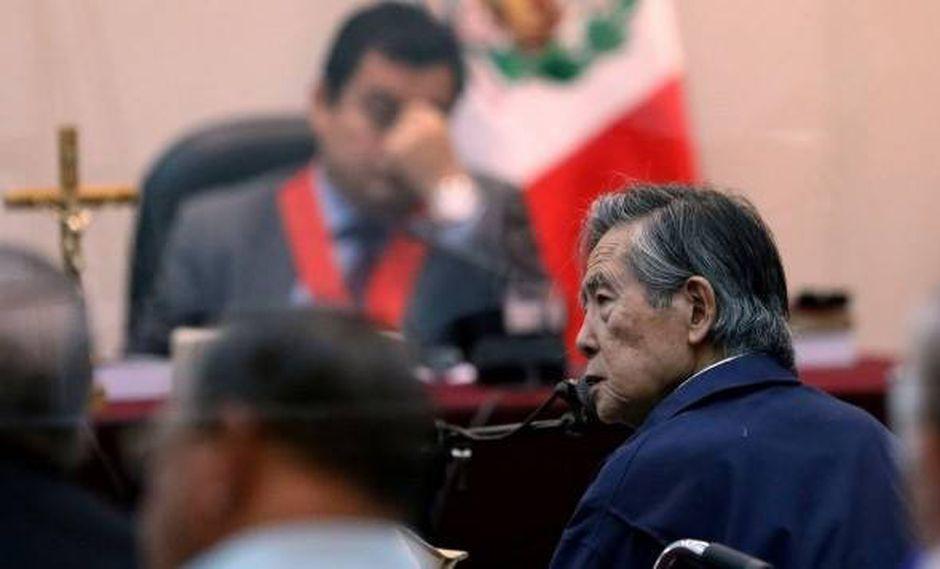 En octubre pasado se anuló el indulto humanitario que había recibido el ex mandatario Alberto Fujimori. (Foto: Reuters)