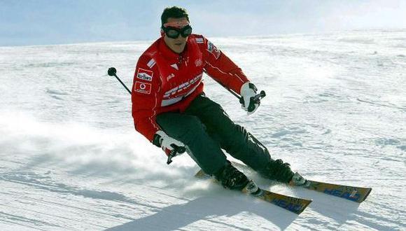 Estas son las primeras conclusiones del accidente de Schumacher