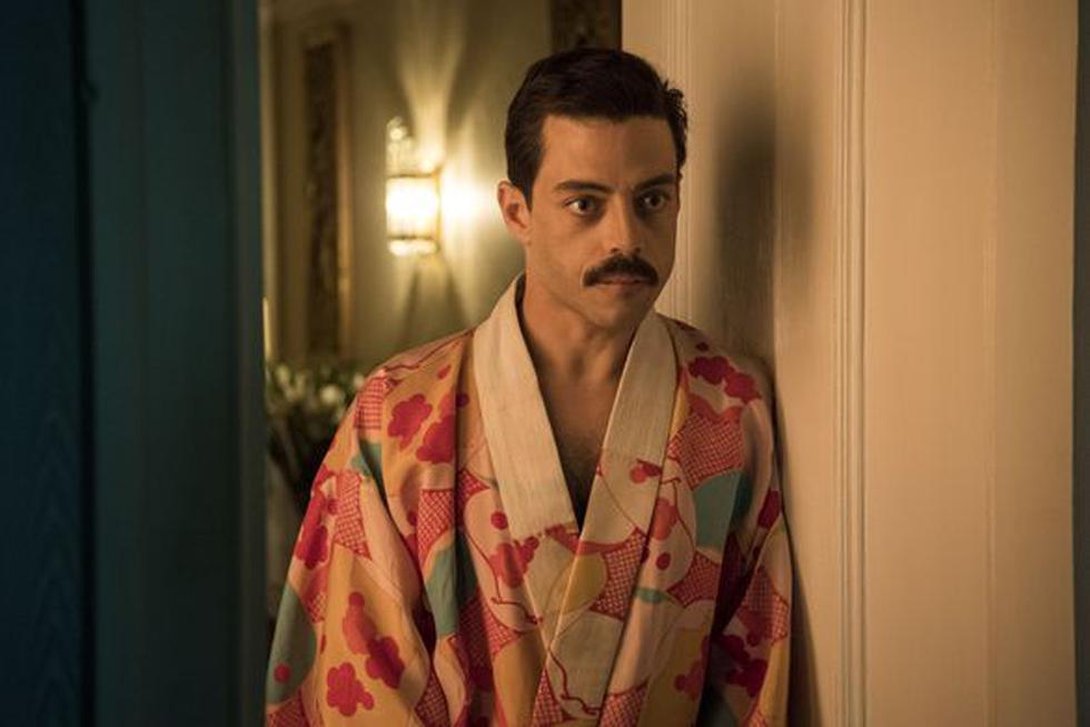 Rami Malek en el rol de Freddie Mercury. (Foto: Difusión)