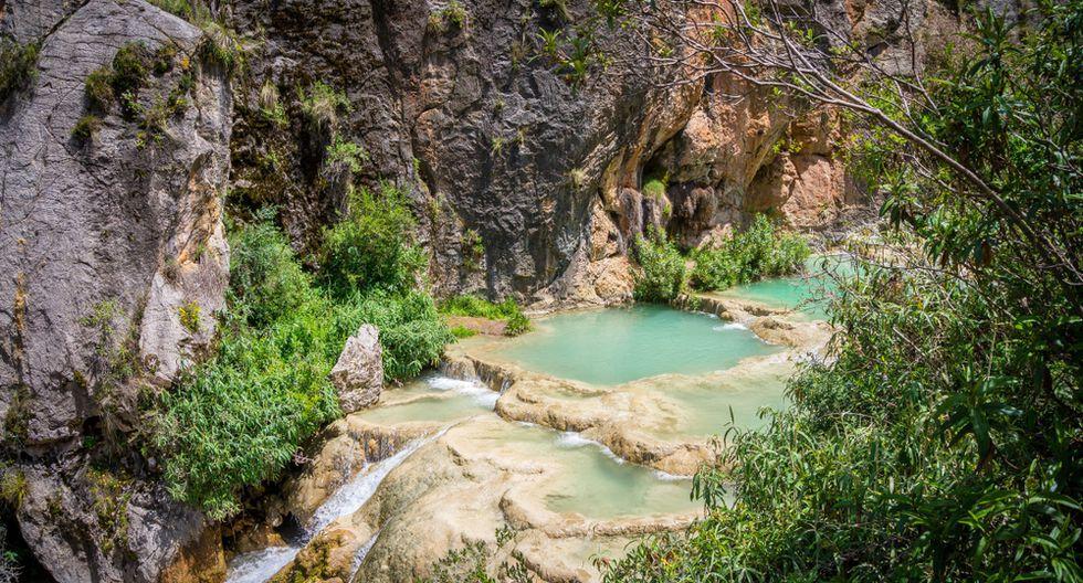 La mejor temporada para disfrutar de las piscinas naturales de Millpu es de abril a noviembre. Los tours tienen un costo desde S/ 90 por persona.(Foto: Shutterstock)