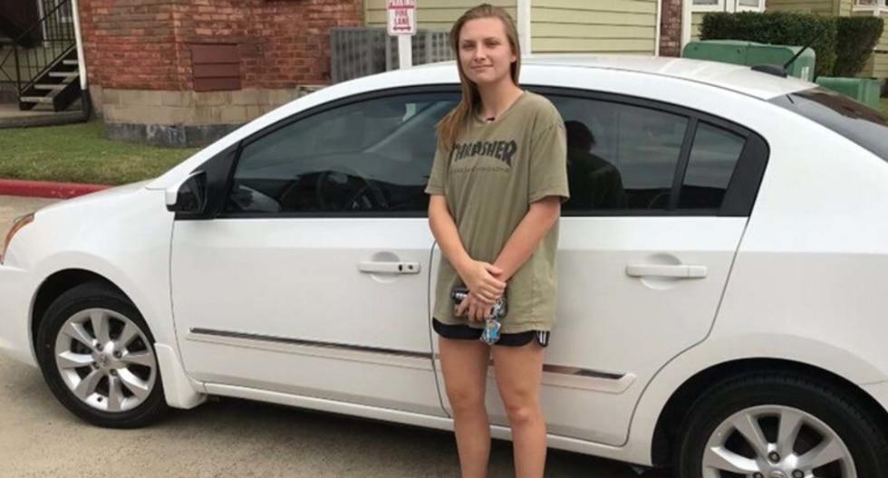 La protagonista de esta historia viral tenía que caminar largas distancias para llegar a su trabajo. (Foto: Captura NBC/YouTube)
