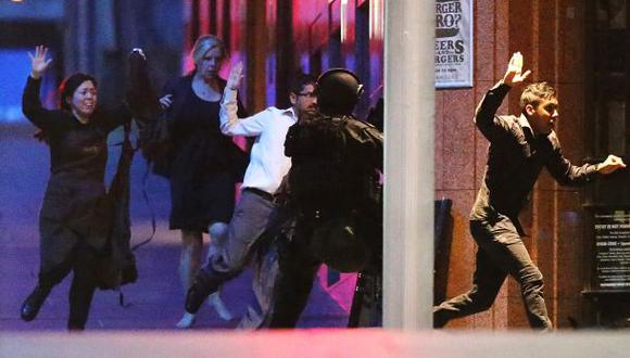 Sidney: Varios rehenes escaparon cuando secuestrador se durmió