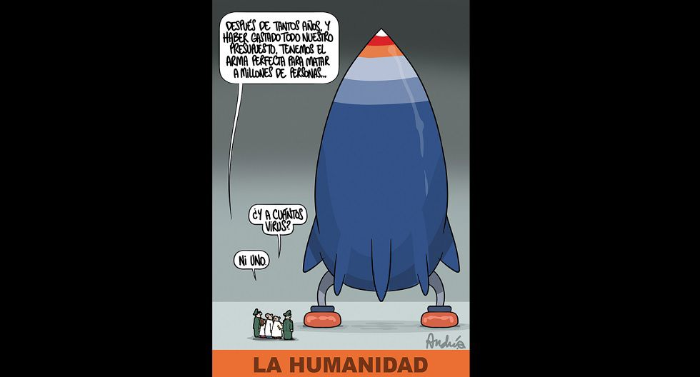 La ilustración de Andrés Edery.