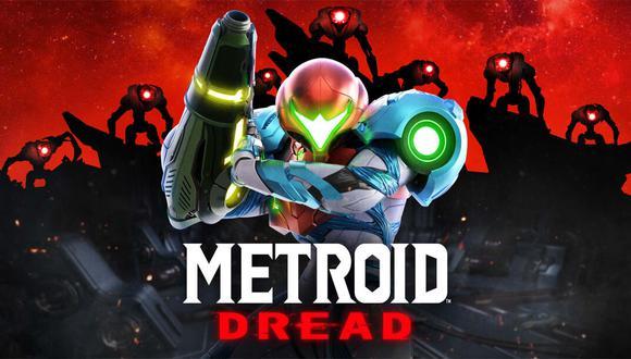 Metroid Dread. (Imagen: Nintendo)
