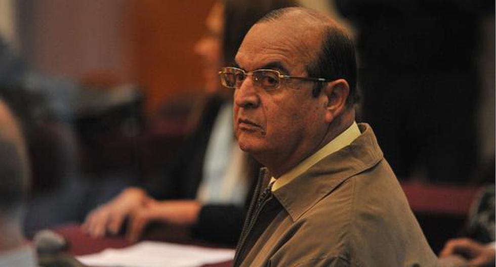 Vladimiro Montesinos cumple una condena de 25 años de prisión por delitos de corrupción y el crimen de Barrios Altos. (Foto: GEC)