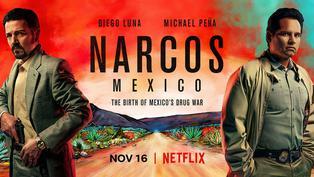 Anuncian el estreno de la tercera temporada de 'Narcos: México'