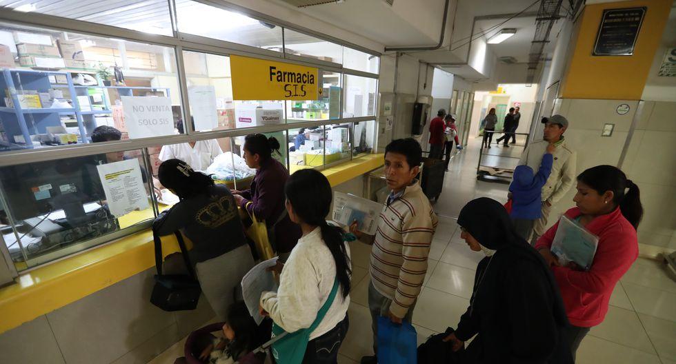 Afiliación automática se ejecuta tras el D.U. que dispuso el aseguramiento de todas las personas sin cobertura de seguro en el territorio nacional. (Foto: GEC)