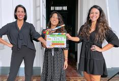 """""""Medias hermanas"""": así fue el rodaje de la película que producen y protagonizan Magdyel Ugaz y Gianella Neyra"""