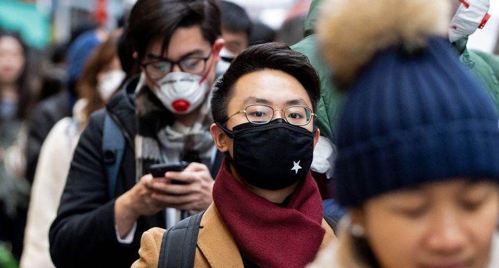 """""""Lo que hemos visto hasta ahora es que esta enfermedad (...) no es tan violenta como el SRAS"""", declaró el domingo Gao Fu, responsable del Centro chino de Control y Prevención de Enfermedades. (Foto: AFP / Niklas HALLE'N)"""