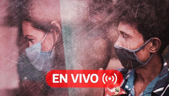 Coronavirus Perú EN VIVO | Últimas noticias, cifras oficiales del Minsa y datos sobre el avance de la pandemia en el país, HOY martes 13 de octubre de 2020, día 212 del estado de emergencia por Covid-19.  (Foto: Diseño El Comercio)