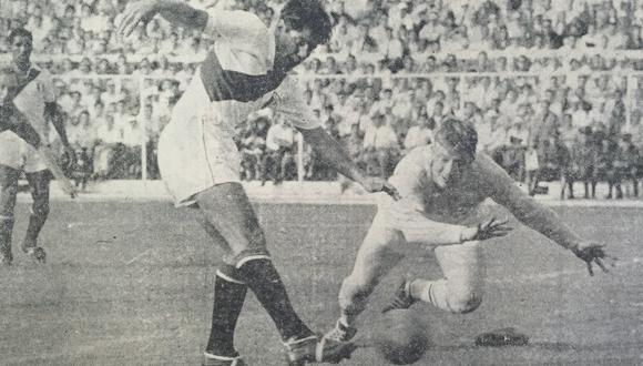 Tras su gran actuación, Juan Seminario emigró al Sporting de Lisboa. También tuvo pasos exitosos por el Zaragoza, Fiorentina, Barcelona y Sabadell. (Foto: Diario La Crónica).