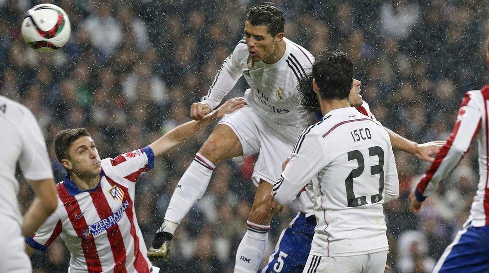 Real Madrid se despidió con dos goles madrugadores del Atlético - 5