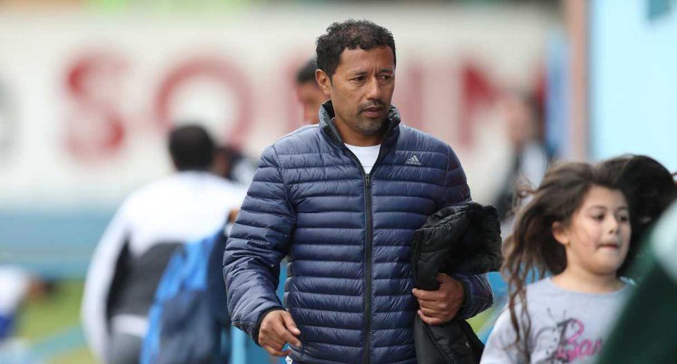 El 'Chorri' Roberto Palacios arremetió contra Manuel Barreto, entrenador de Sporting Cristal. (Foto: GEC)
