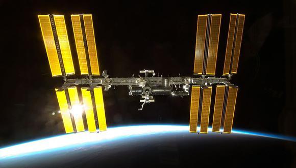 La Estación Espacial Internacional es un gran ejemplo de colaboración internacional. (Foto: Roscosmos)