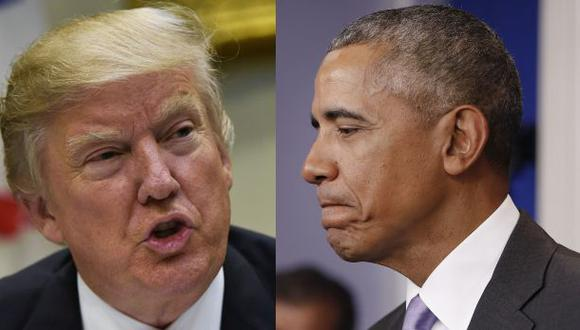 "Trump: ""Durante 8 años Rusia 'arrolló' a Obama. ¡Débil!"""