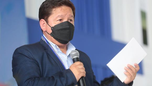 """El presidente del Consejo de Ministros, Guido Bellido, reiteró que el gobierno de Pedro Castillo no tendrá """"hoja de ruta"""". (Foto:  Twitter PCM)"""