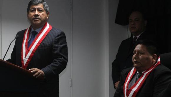 """Quispe Pariona: """"Talavera no me quería en CNM, no soy caviar"""""""