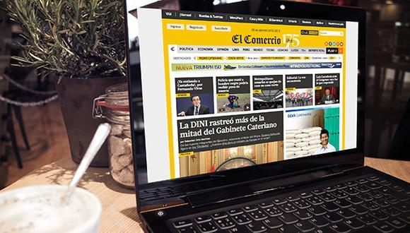 En marzo El Comercio hizo una nueva cifra récord al conseguir 22 millones 826 mil 36 browsers únicos.