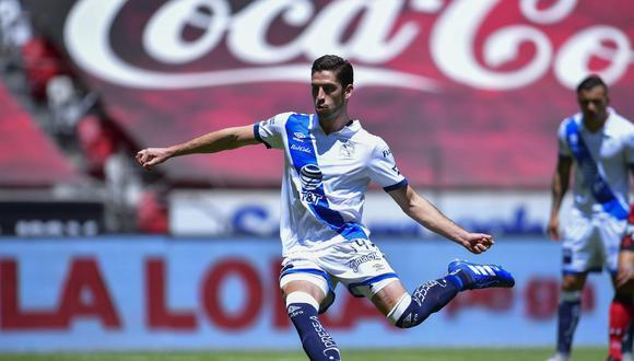 """¿Mensaje para Ricardo Gareca? Santiago Ormeño: """"Mi mayor sueño es jugar un Mundial"""". (Foto: MexDeportes)."""