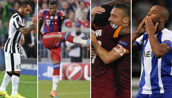Champions League: recuerda lo más destacado de la primera fecha