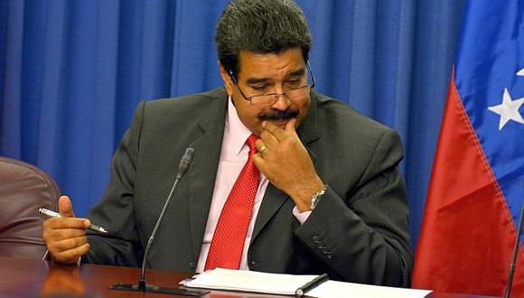 El gobierno del presidente Nicolás Maduro no ha pagado desde fines de noviembre casi todos los intereses de sus títulos de deuda externa. (Foto: EFE)