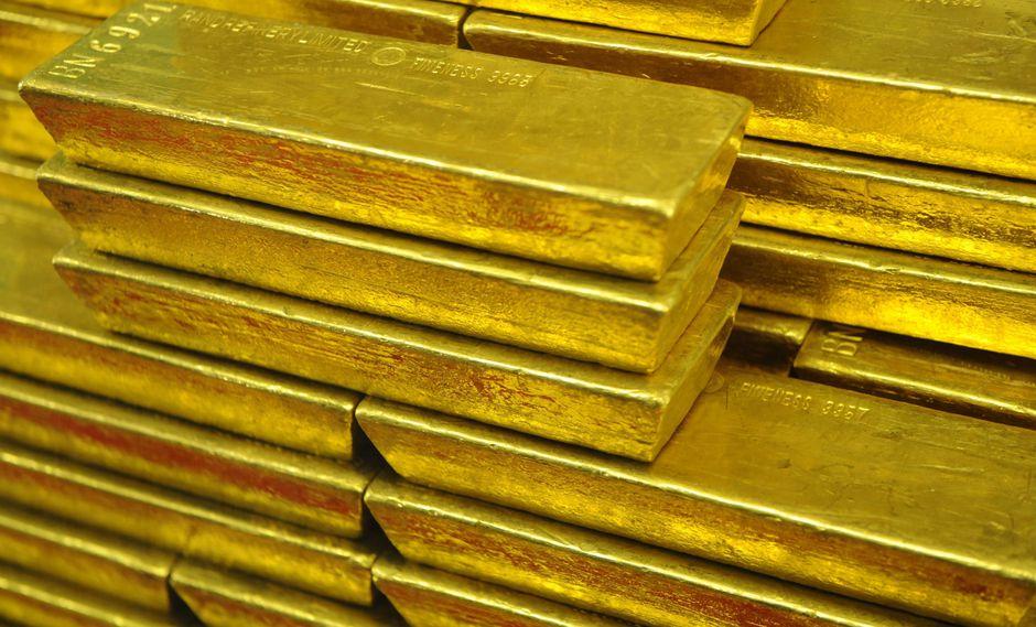 El oro llegó en la víspera a US$ 1,328.98, máximo desde el 27 de febrero. (Foto: AFP)