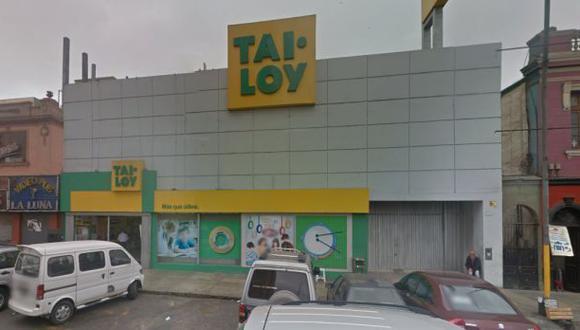 Asalto a Tai Loy: revelan monto que delincuentes se llevaron