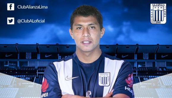 Alianza Lima: Rinaldo Cruzado confirmado como refuerzo íntimo