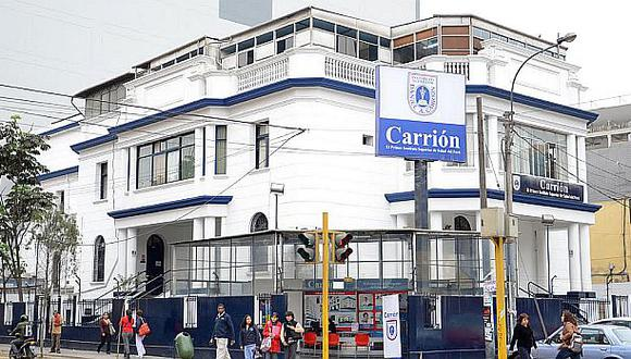 Instituto Carrión prevé llegar a provincias en el 2018
