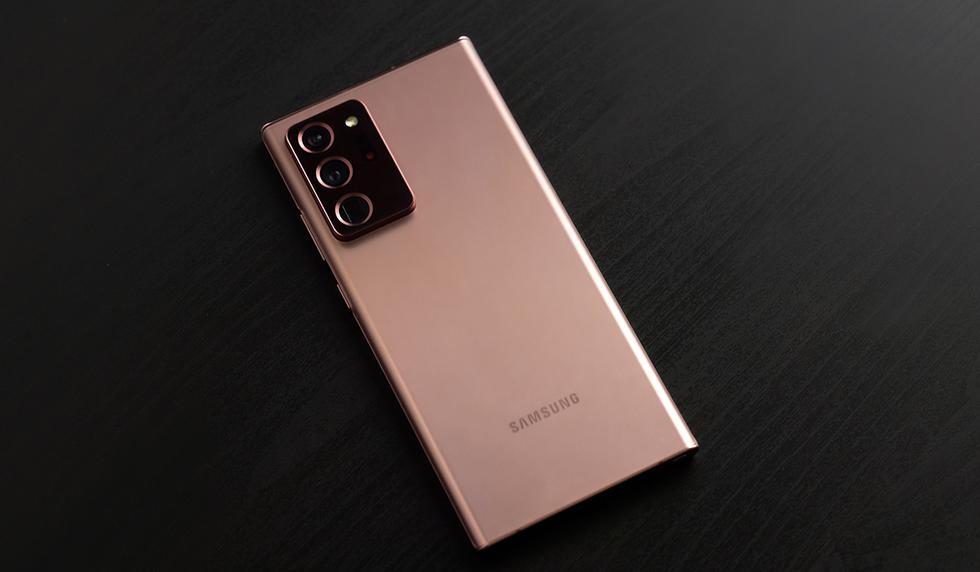 FOTO 1 DE 3 | Samsung lanza en evento virtual sus nuevos Galaxy Note 20 y Note 20 Ultra | Foto: Samsung (Desliza a la izquierda para ver más fotos)