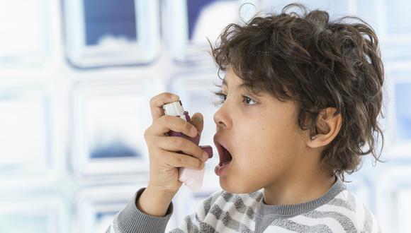 Día Mundial del Asma. (Foto: Shutterstock)