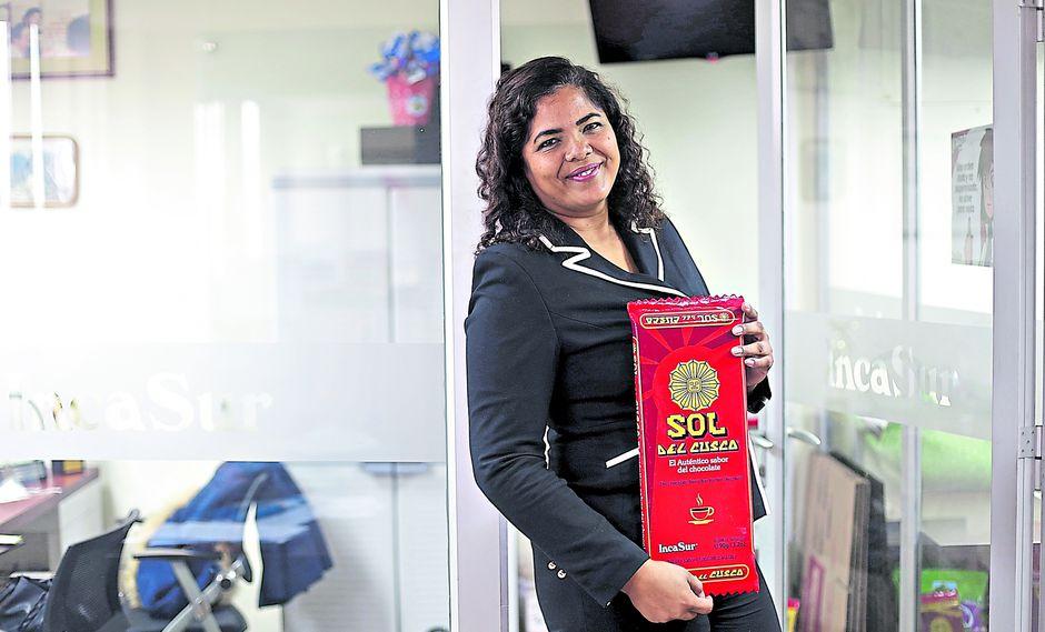 Marlín Saavedra, presidenta del directorio de Incasur, mira a China como un mercado potencial para la compañía, que fue fundada en 1969 por su esposo, el empresario cusqueño Teodoro Ortiz. Están adecuando la planta de Lima para atender la demanda.