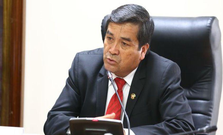 La bancada de APP se reunirá este martes para analizar la situación de Benicio Ríos. (Foto: Congreso)