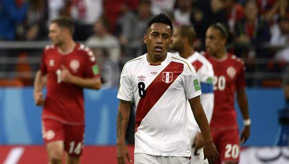 Christian Cueva no fue convocado por Ricardo Gareca para los amistosos de la selección ante Colombia (14 de noviembre en Miami) y Chile (19 de noviembre en Lima). (Foto: AP)