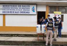Amazonas: intervienen Red de Salud Condorcanqui por presuntas compras sobrevaloradas