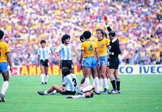 ¿Por qué Maradona brilló en México 86 y no en España 82?