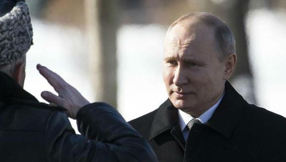 Vladimir Putín gana influencia en Venezuela con el envío de militares y lucrativos negocios (Foto: AP).