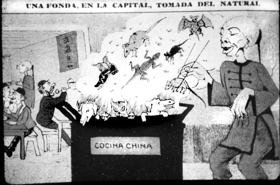 Entre los siglos XIX y XX, los migrantes chinos fueron acusados de ser los culpables de la propagación de la fiebre amarilla. (Foto: Libro Pandemia y salud Pública, de Jorge Lossio)
