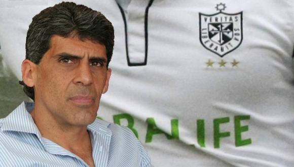 Álvaro Barco fue sancionado por cuatro meses por la Comisión de Justicia de la FPF, por declaraciones acerca de la labor de Agustín Lozano. (Foto: GEC).