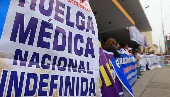 Huelga médica está cerca de acabar según Midori De Habich