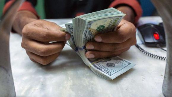 El dólar opera al alza en la jornada del martes. (Foto: GEC)