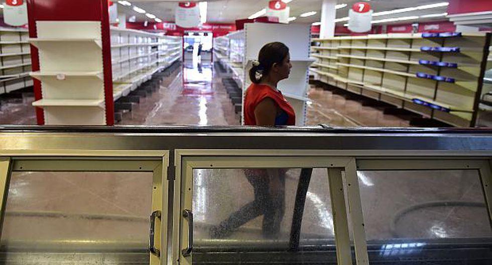 El gobierno de Venezuela ha inspeccionado más de 2,000 establecimientos para supervisar el cumplimiento de las recientes medidas en materia económica. (Foto: AFP)