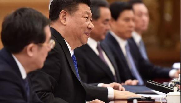 El presidente de China, Xi Jinping,