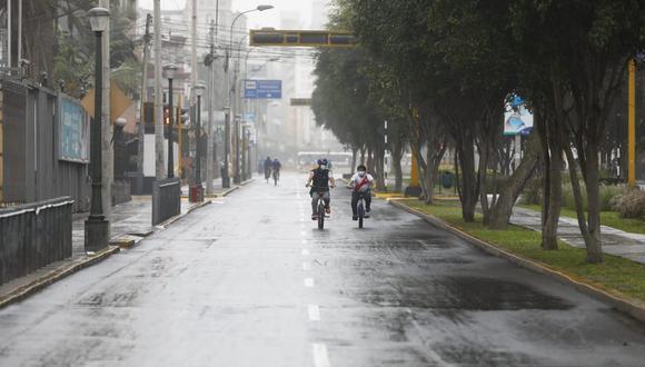 En Lima Oeste, la temperatura máxima llegaría a 18°C, mientras que la mínima sería de 16°C. Foto: GEC