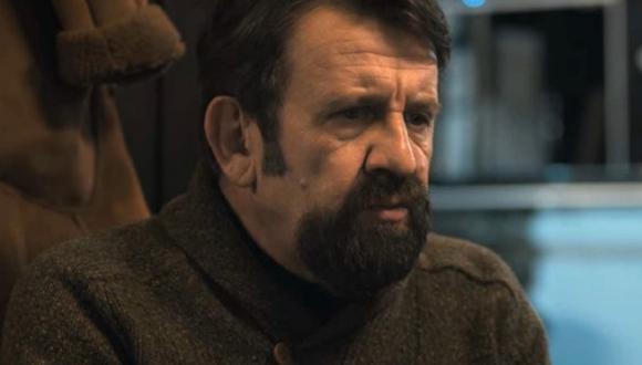 """Adrian Titieni interpreta a Mircea Jianu en """"El padre que mueve montañas"""" (Foto: Netflix)"""