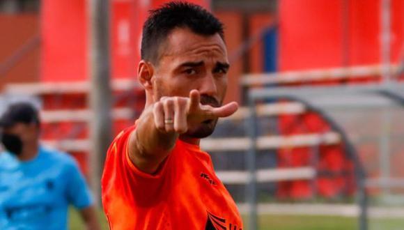 Leandro Fleitas se perderá los partidos ante Cusco FC y Sport Huancayo. (Foto: UCV Club de Fútbol)