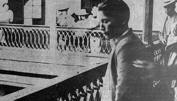 Udilberto Vásquez Bautista negó hasta el final su culpabilidad. (Foto: GEC Archivo Histórico)